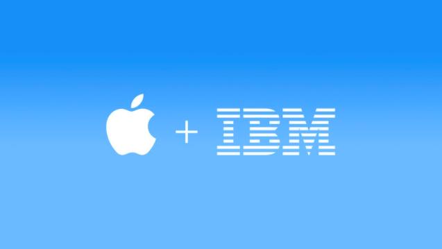 AppleとIBMと日本郵政の提携